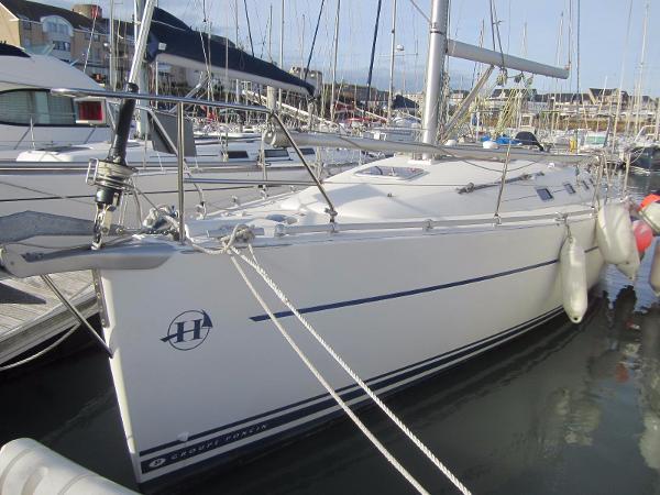 Poncin Yachts Harmony 38