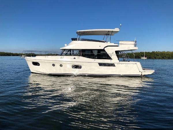 Beneteau 47 Swift Trawler