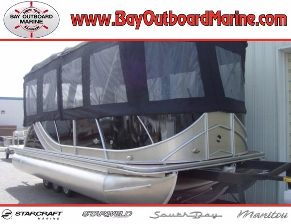 South Bay Pontoon 523RS w/3.0 Pkg