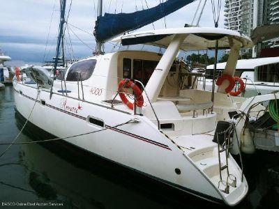 Robertson Leopard 40 Catamaran