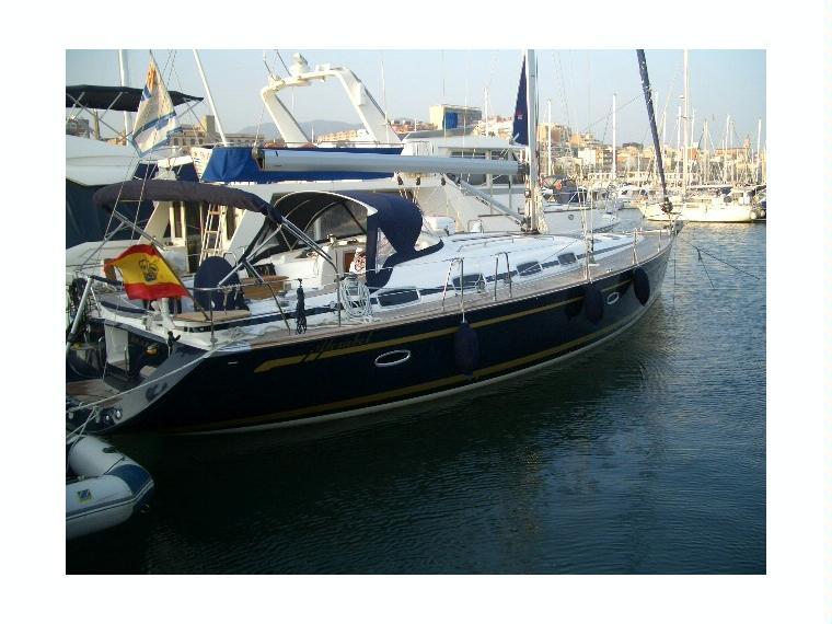 Bavaria Yachts Bavaria cruiser 50 Barcelona