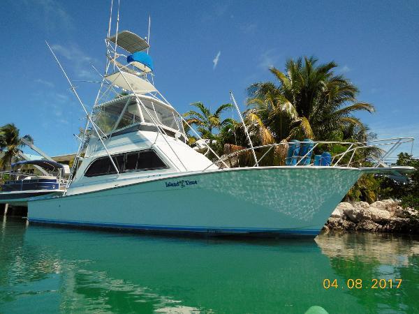 Egg Harbor Boats 43 Convertible