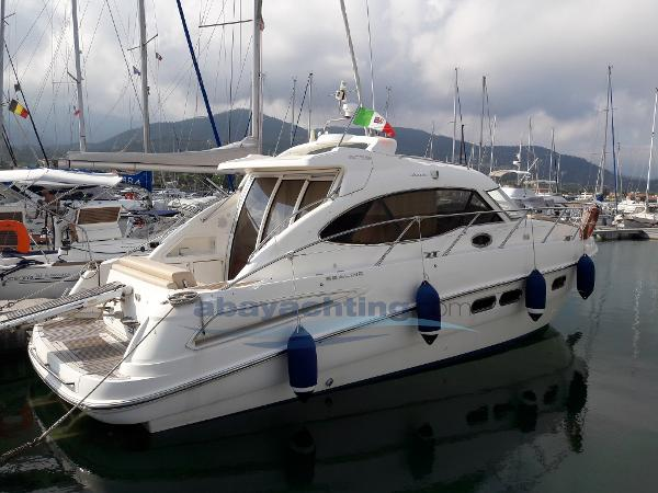 Sealine SC39 - SC 39 Abayachting Sealine Solcio 39 1