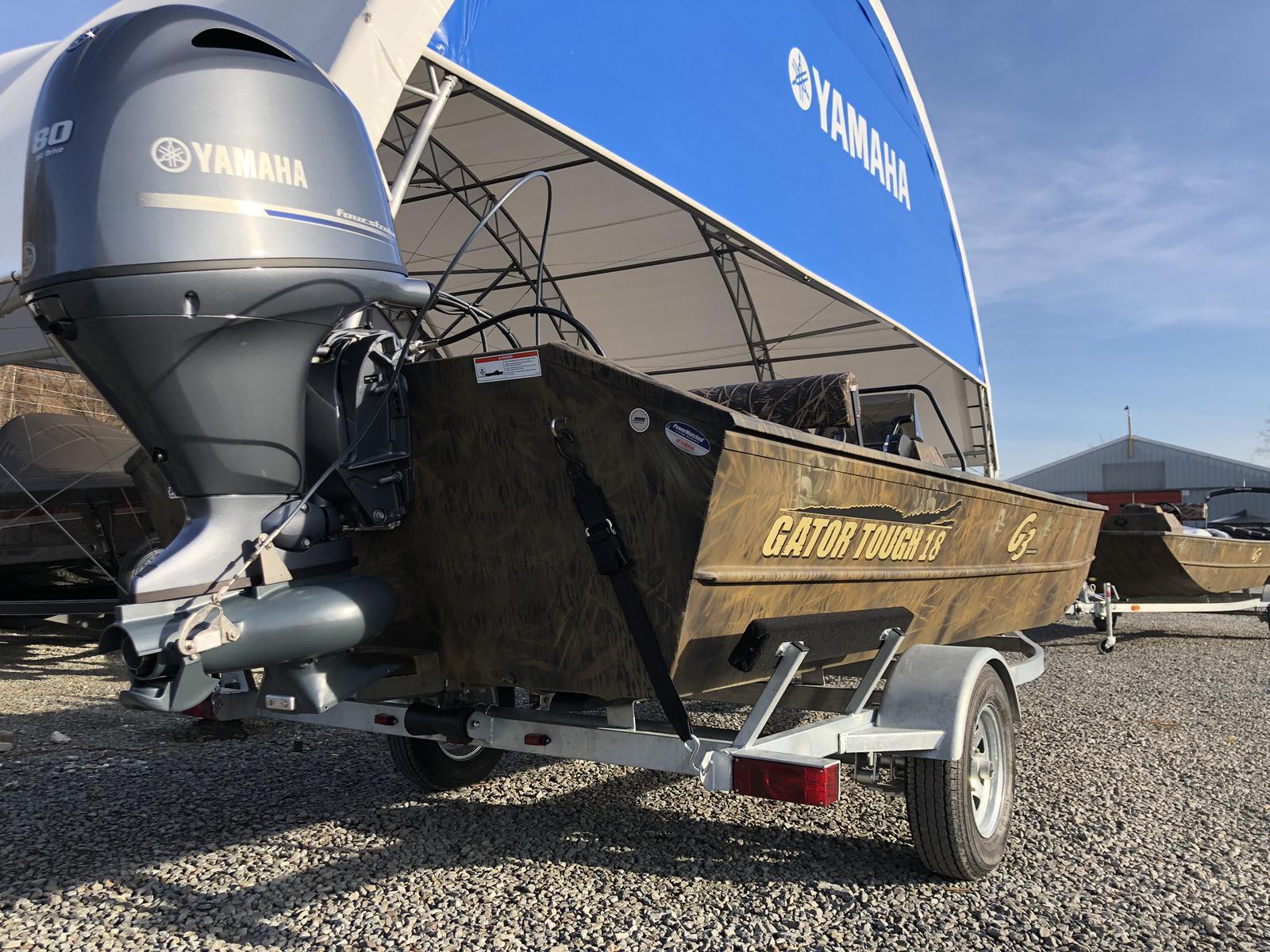 G3 Gator Tough 18 CCJ (Jet Tunnel Hull)
