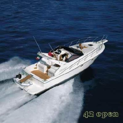 Uniesse 42 Open Manufacturer Provided Image: 42 Open