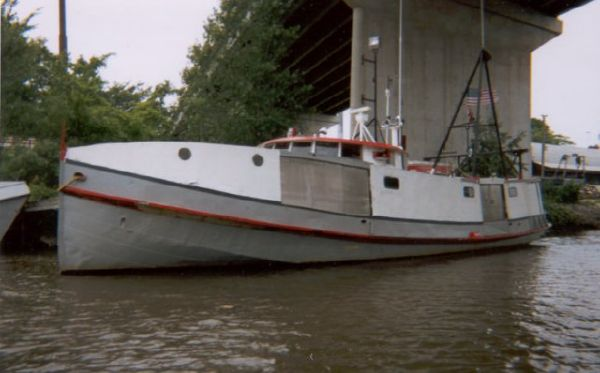 1938 69' Great Lakes Commercial Fishing Vessel