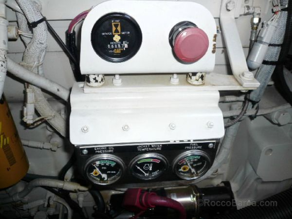 instrumentation on-engine