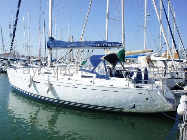 Dufour 385 Grand Large Dufour 385 Grand Large - AYC Yachtbroker
