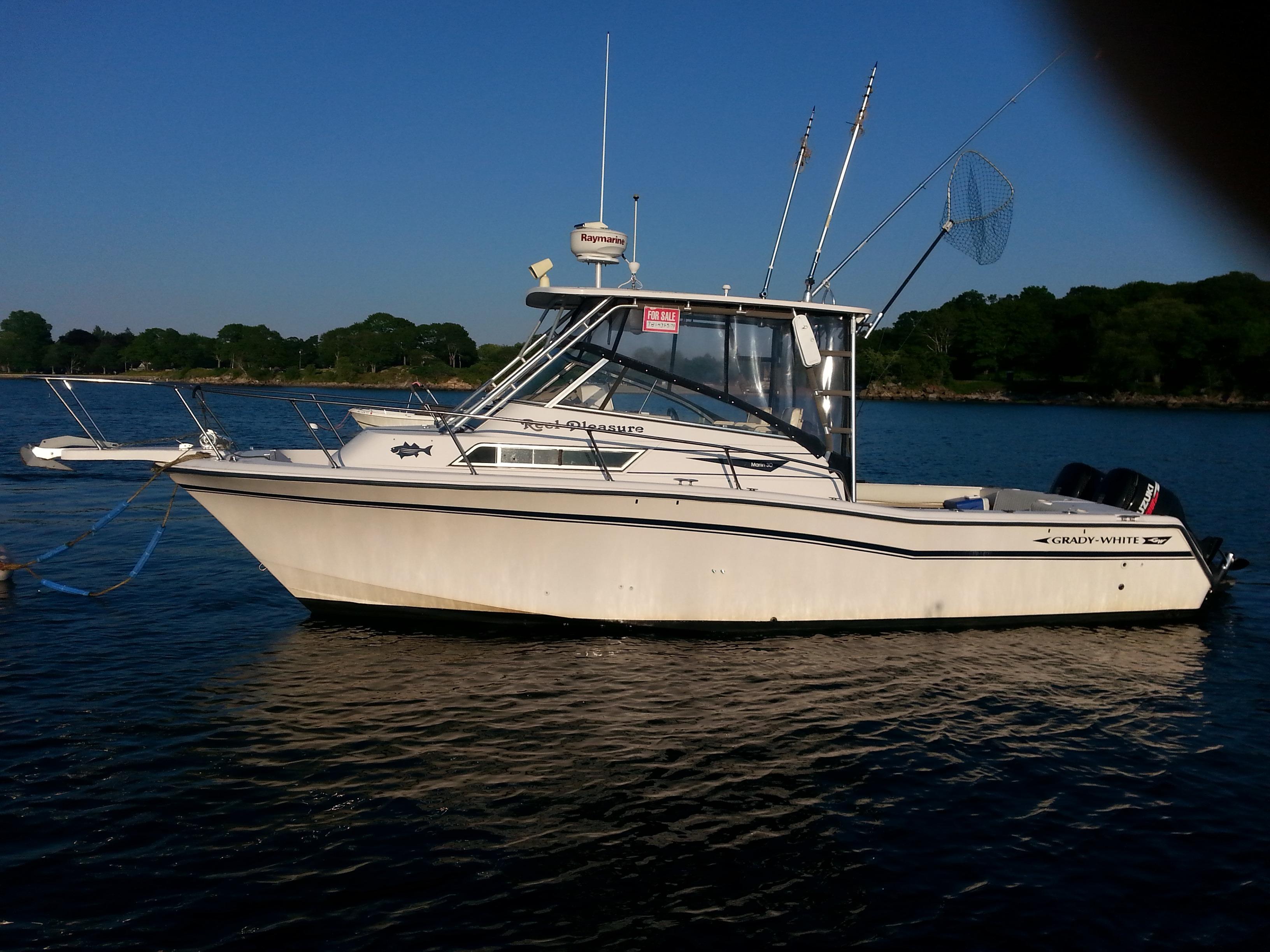 Grady-White 30 Marlin Wa