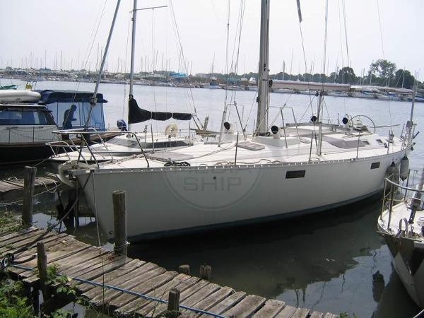Beneteau Oceanis 430 BENETEAU - OCEANIS 430 - exteriors