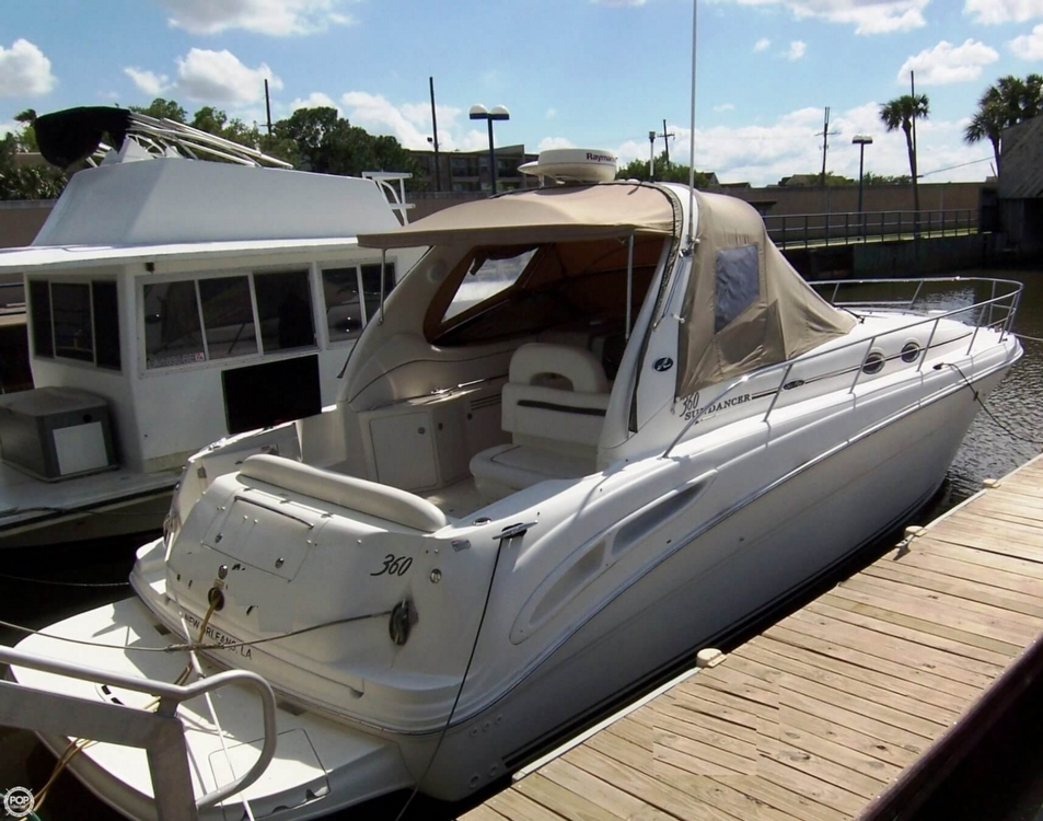 Sea Ray 360 Sundancer 2004 Sea Ray 360 Sundancer 36 Sport Yacht for sale in New Orleans, LA