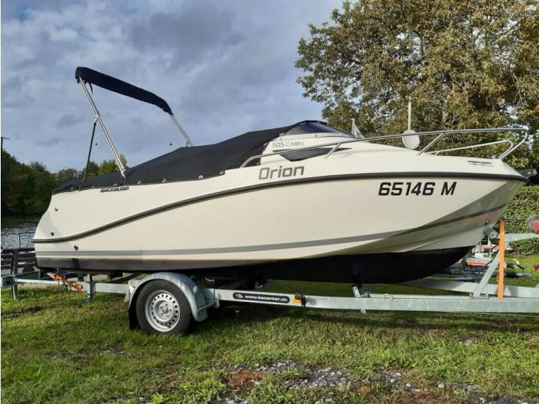 Quicksilver Quicksilver Activ 505 Cabin
