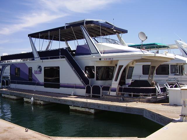 Jamestowner Widebody Multi Owner Houseboat