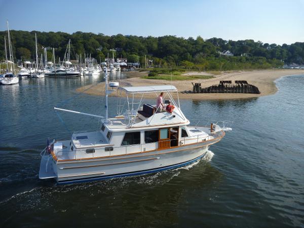 CHB Heritage 38 Trawler