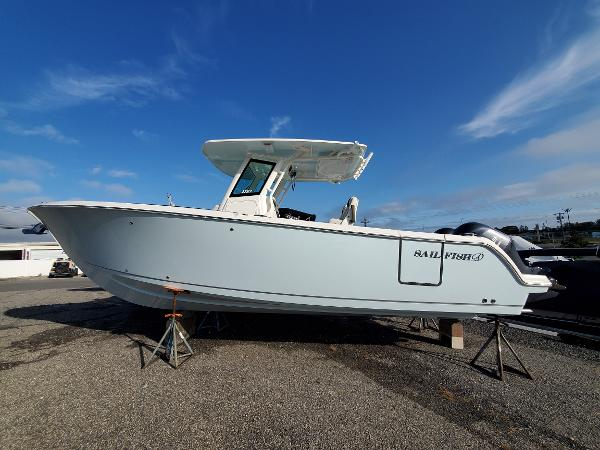 Sailfish 272 CC