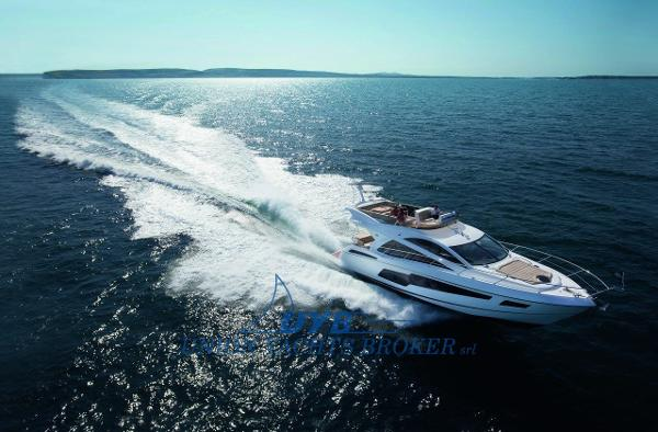 Sunseeker Manhattan 53 catalogue image