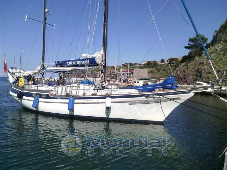 Bluewater Yachts Vagabond 42 Ketch