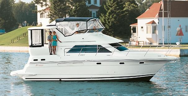 3750 Motoryacht