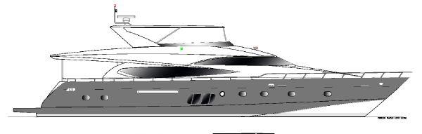 Grand Harbour Motor Yacht 88'