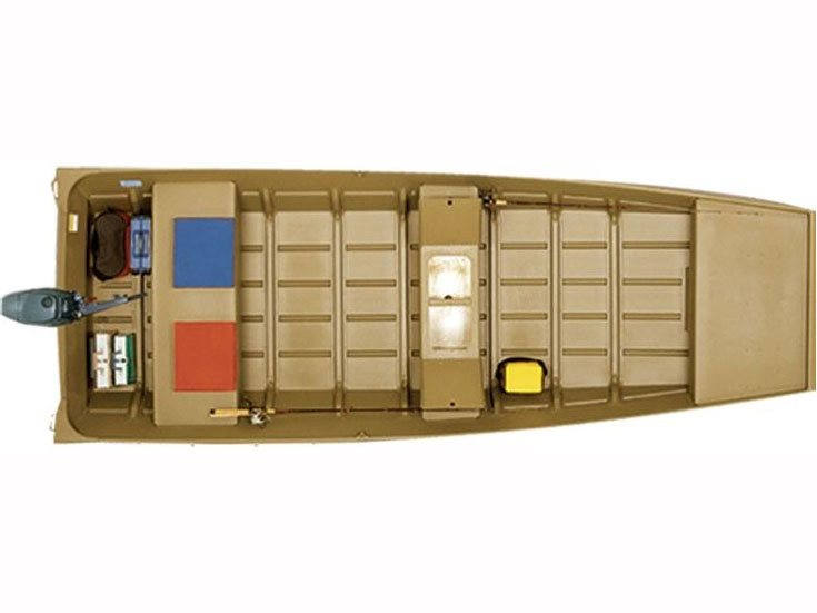 G3 Boats 1544 LW Jon