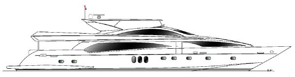 Grand Harbour Motor Yacht 110'