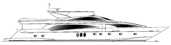 Grand Harbour Motor Yacht 110'