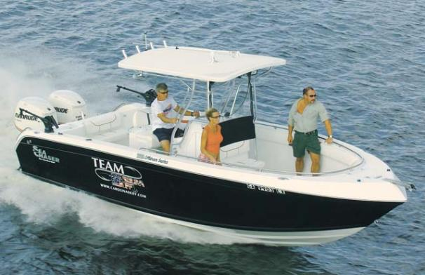 Sea Chaser 2600 CC Manufacturer Provided Image