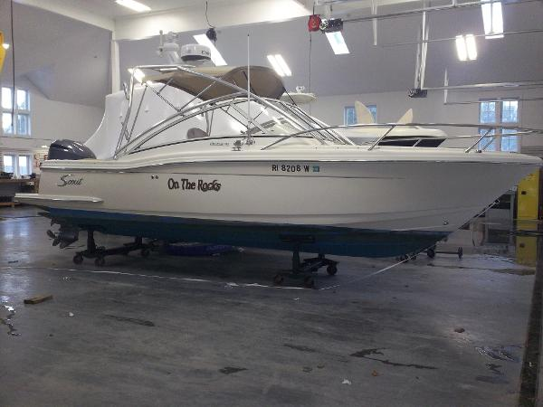Scout 245 Dorado Used Scout 245 Dorado For Sale