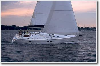 Beneteau America 423 Manufacturer Provided Image