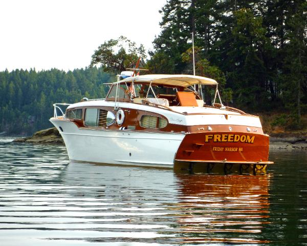 Quot Chris Craft Quot Boat Listings In Wa