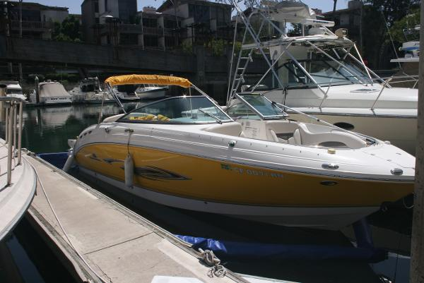 Chaparral 276 SSi