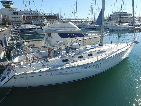 Dufour Yachts 41 Classic Abayachting Dufour Yachts 41 Classic 1