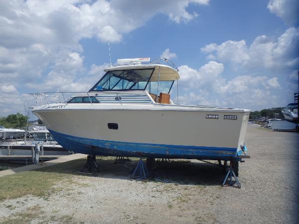 Baha Cruisers 30 Sportfish