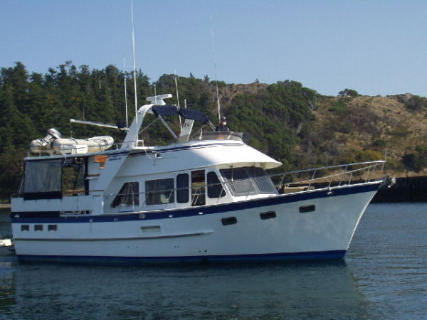 Defever Aft Cabin Trawler Photo 1