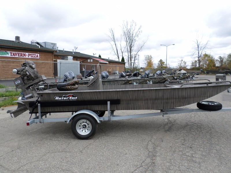 Gator tail boats for sale for Boat motors for sale louisiana