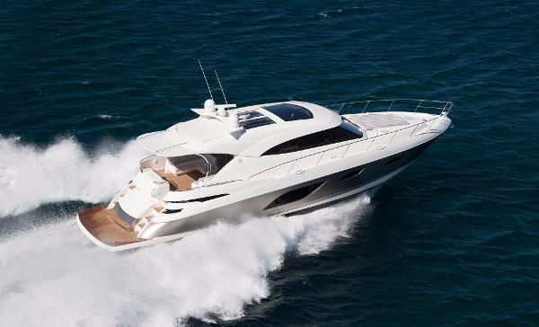 Riviera 6000 Sport Yacht 2017