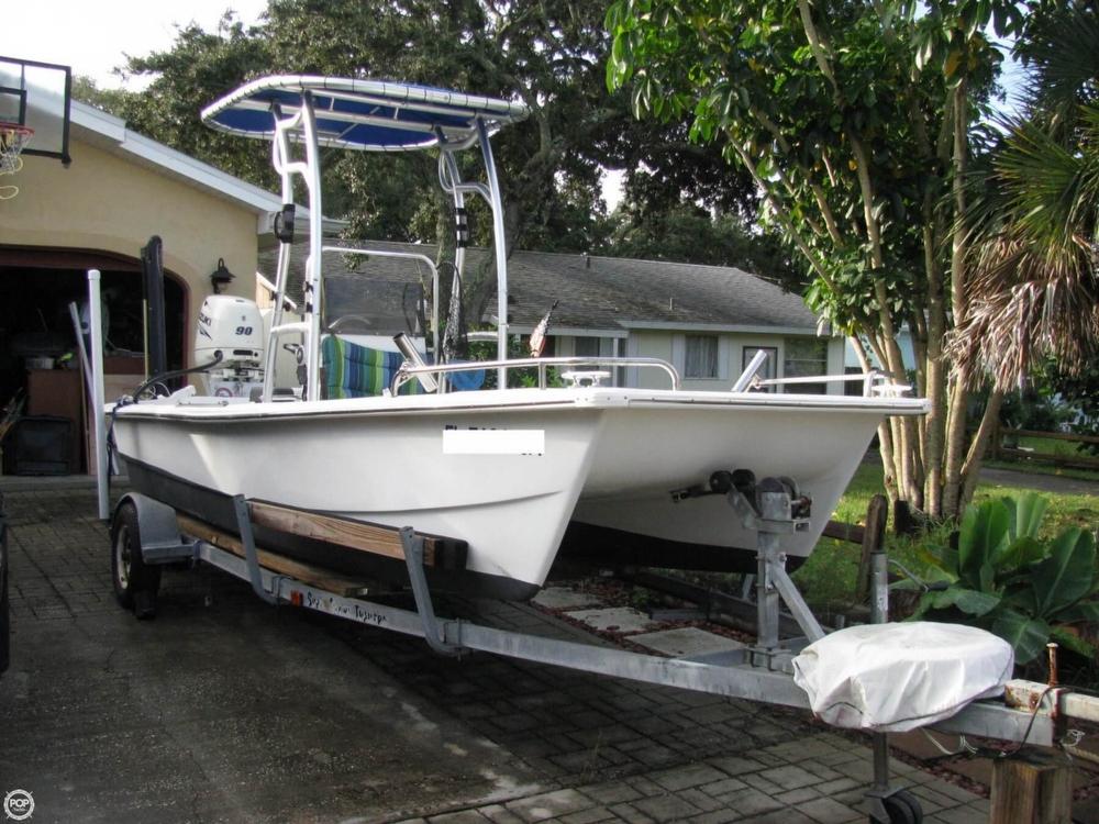 AMERICAN BOAT 18 Catamaran 1996 American Boat 18 Catamaran for sale in New Smyrna Beach, FL