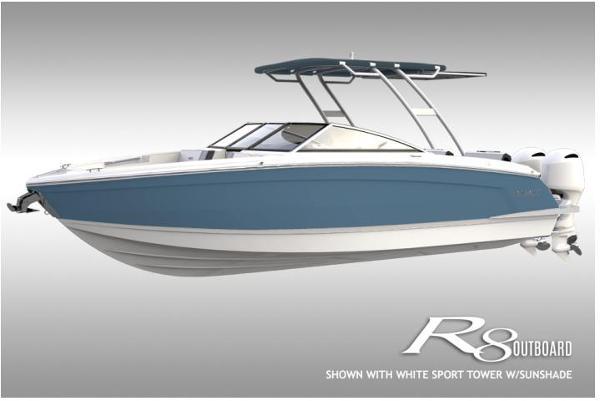 Cobalt R8 Outboard