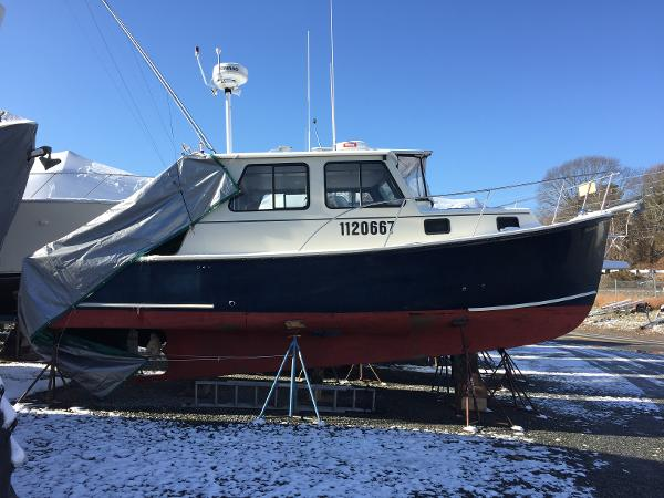 Seaworthy 32' Lobster Boat