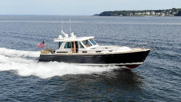 Sabre 48 Salon Express