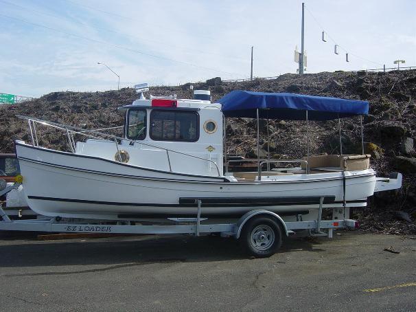 Ranger Tugs R21-EC