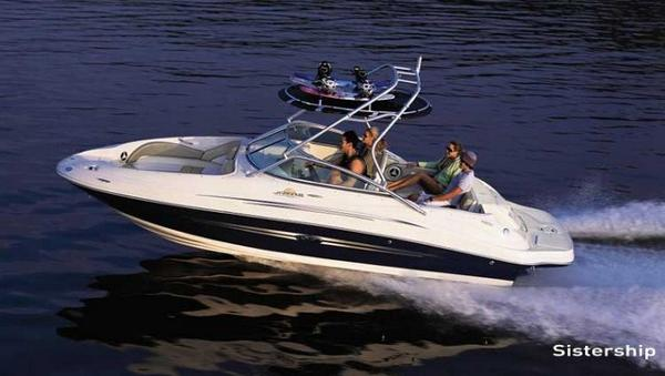 Sea Ray 220 Sundeck Sea Ray 220 Sundeck - Profile Photo (Sistership)