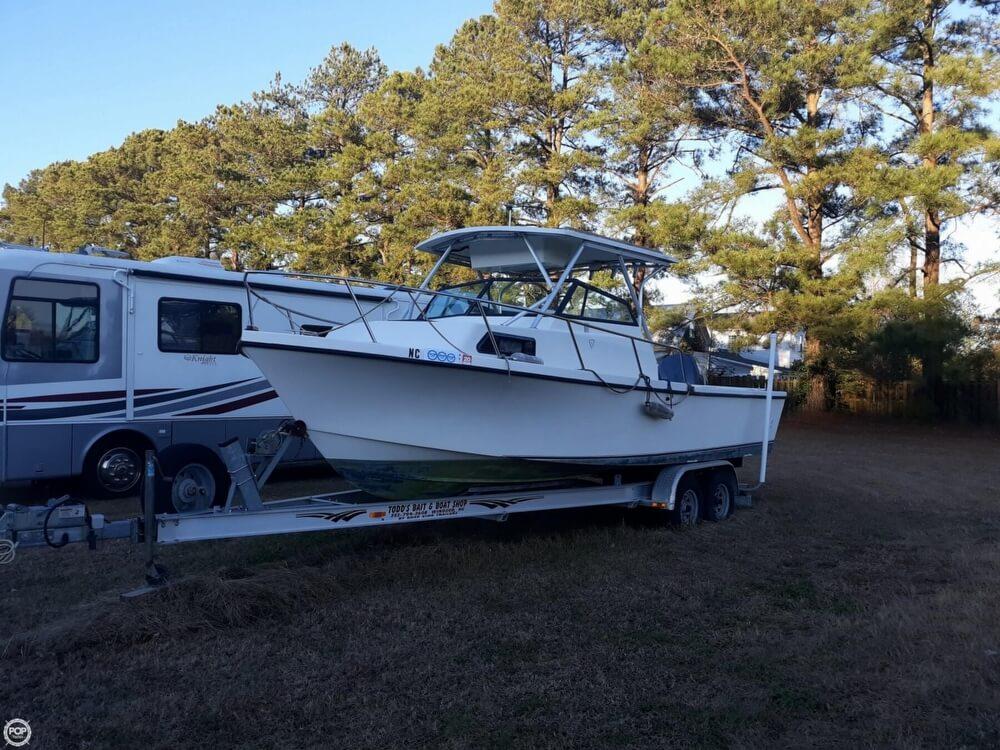 Parker 25 1990 Parker Marine 25 for sale in Grandy, NC