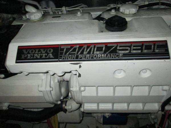 Volvo Penta TAMD 75 EDC High Performance