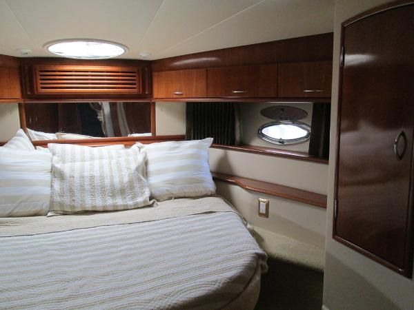 Forward Cabin with Queen Berth-3