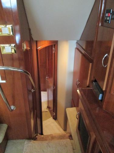 Aft Stateroom Entryway