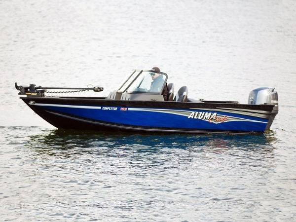 Alumacraft Competitor 165 Sport