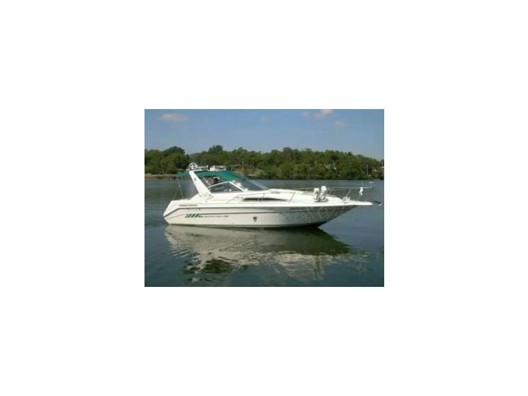 Sea Ray SEA RAY BOATS SEA RAY 290 SUNDANCER HY44244