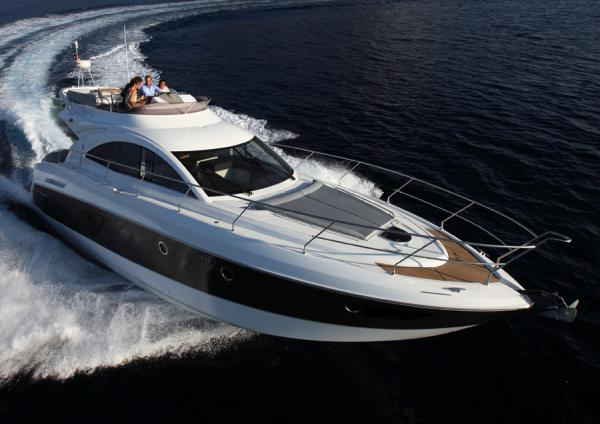 Beneteau Gran Turismo 49 Fly Manufacturer Provided Image: Manufacturer Provided Image