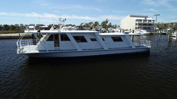 Custom Motor Yacht 72'